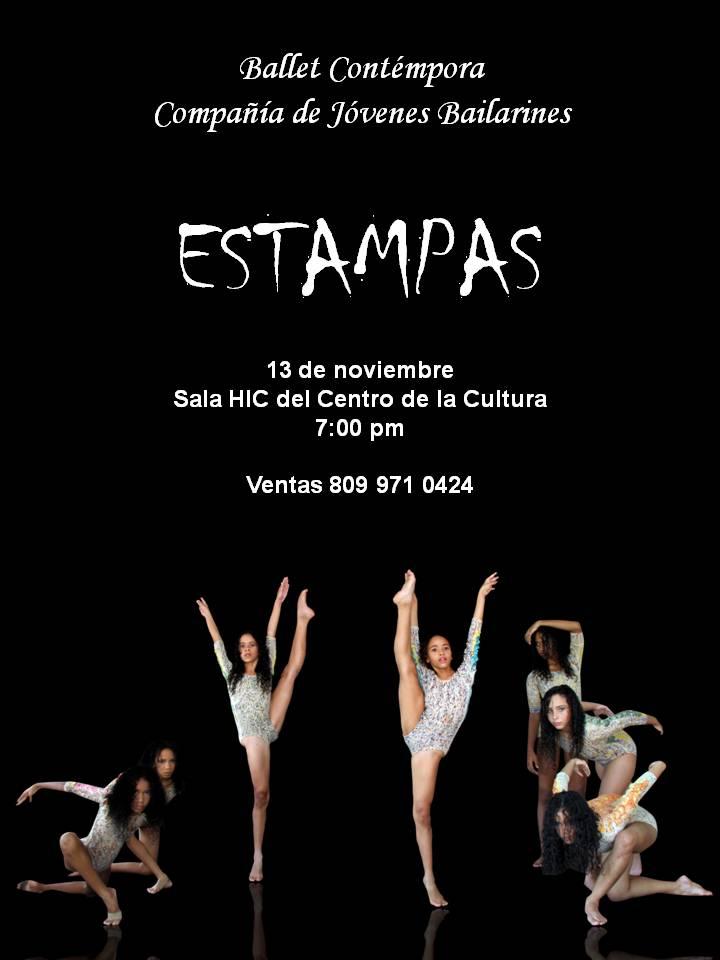 "Estampas ""Tarde de folklore"" del Centro Leon"