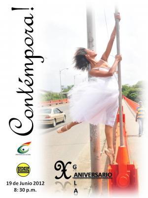 X Aniversario Ballet Contempora