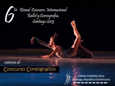 6ta Bienal Concurso Coreografia Santiago 2013